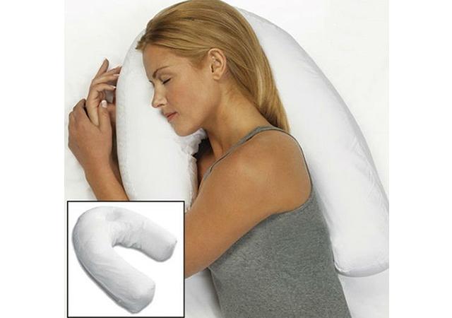 Cuscino guanciale laterale per cervicale anallergico - Cuscino per cervicale ikea ...