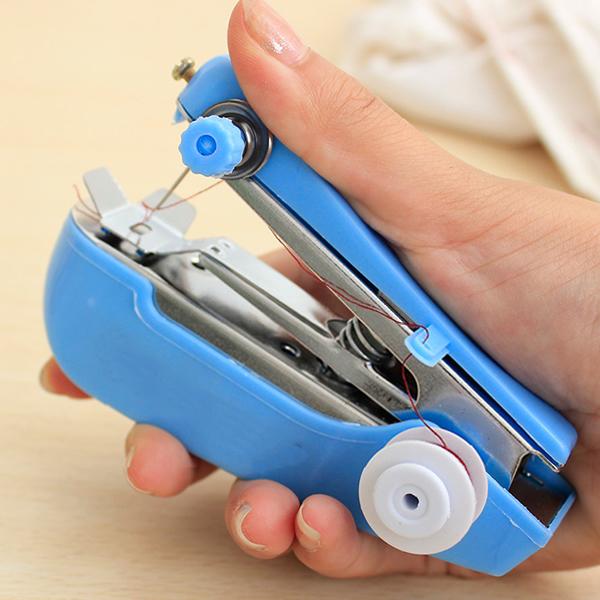 Cucire per macchina cucito da mini portatile viaggio for Macchina da cucire mini portatile