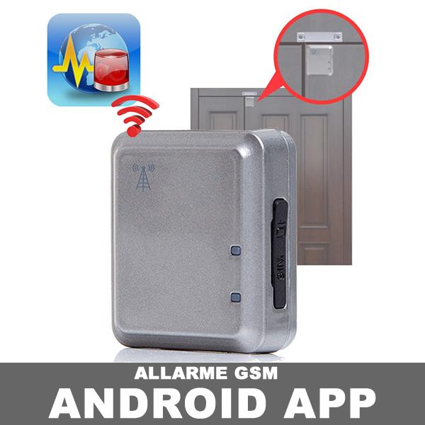APP MAGNETICO ALLARME ANDROID GSM SENSORE APPLICAZIONE WIRELESS SVENDITA bx  eBay